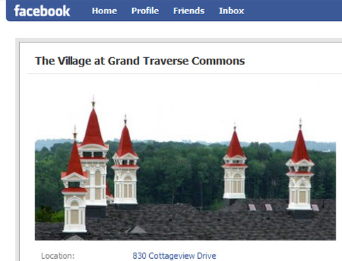The Village at Grand Traverse Commons